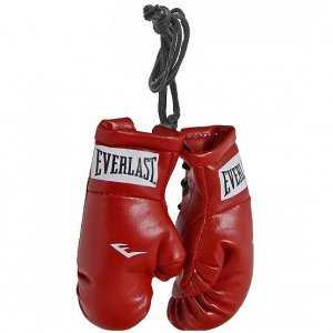 Брелок Everlast Mini Boxing Gloves Red