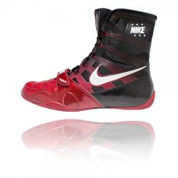 Боксерки NIKE HYPERKO - GYM RED / WHITE / BLACK