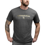 Футболка Hayabusa Metallic Logo T-Shirt - Black