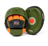 Лапы тренерские RIVAL RPM80 IMPULSE PUNCH MITTS KHAKI