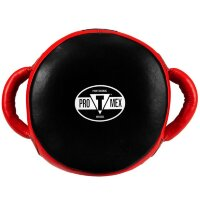 Подушка тренерская Pro Mex Accuracy Leather Pro Punch Shield Red