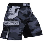 ШОРТЫ HARDCORE TRAINING FEAR ZONE NIGHT CAMO