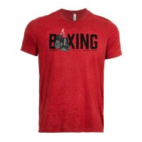 Футболка TITLE Boxing Official Tee Red