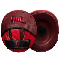 Лапы тренерские TITLE Boxing Convex Punch Mitt