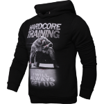 ХУДИ HARDCORE TRAINING Х GROUND SHARK DIE HARD