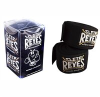 Бинты боксерские Cleto Reyes Handwraps Hook and Loop 4.5 m