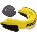 Капа для бокса RDX GEL GUM SHIELD MOUTH GUARD Yellow