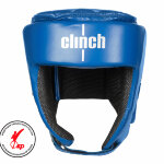 ШЛЕМ ДЛЯ КИКБОКСИНГА CLINCH HELMET ФКР BLUE