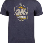 Футболка Hayabusa Rise Above T-Shirt - Blue