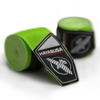 БИНТЫ HAYABUSA PERFECT STRETCH HANDWRAPS - Green