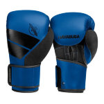 Перчатки HAYABUSA S4 BOXING GLOVES Blue