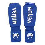 Щитки VENUM KONTACT SHINGUARDS BLUE