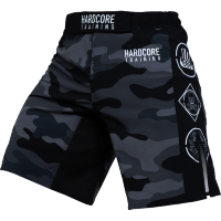 ШОРТЫ HARDCORE TRAINING NIGHT CAMO 2.0
