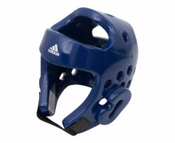 ШЛЕМ ДЛЯ ТХЭКВОНДО ADIDAS HEAD GUARD DIP FOAM WT СИНИЙ