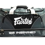 Сумка спортивная Fairtex Bag-2 Black/Grey