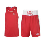 Форма боксерская Lonsdale Amateur Boxing Set Red
