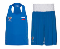 Форма боксерская CLINCH Russian Boxing Federation Blue