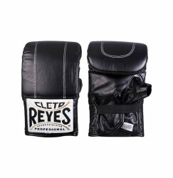 Перчатки снарядные CLETO REYES HOOK AND LOOP BAG GLOVES BLACK