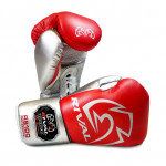 Боксерские перчатки RIVAL RS100 PROFESSIONAL SPARRING GLOVES Red