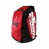 Рюкзак-трансформер Twins Special Bag-5 Black/Red
