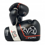 Боксерские перчатки RIVAL RS2V SUPER SPARRING GLOVES 2.0 Black